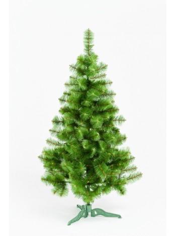 Искусственная сосна светло-зеленая ПВХ 1,30 (СШ-СЗ-1,30)