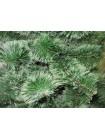 Сосна искусственная зеленая с белыми кончиками 1,0 м (СШ-БК-1,00)