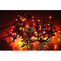 Новогодняя гирлянда LED на 400 лампочек