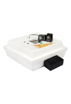 Инкубатор для яиц Курочка Ряба Инкубатор ИБ 42 с автоматическим переворотом и цифровым терморегулятором, ламповый