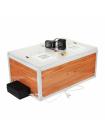 Инкубатор для яиц  Перепёлочка ИБ 170 автоматический переворот, цифровой терморегулятор