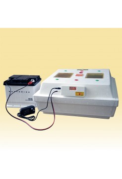 Инкубатор для яиц Квочка МІ-30-1Е-12