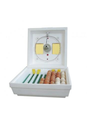 Инкубатор для яиц  Квочка МИ 30 1 Э, механический, цифровой, с вентилятором