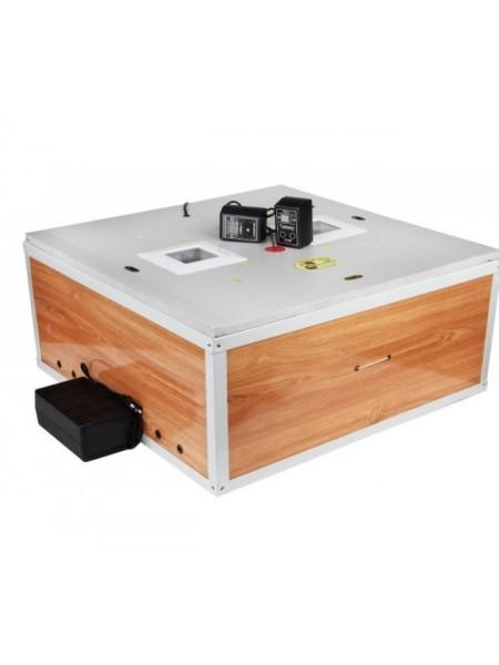 Инкубатор Гусыня на 54 яйца (цифровой терморегулятор, автоматический переворот)