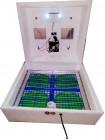 Инкубатор Наседка ИБ-120/72, 12 вольт автоматический, цифровой.