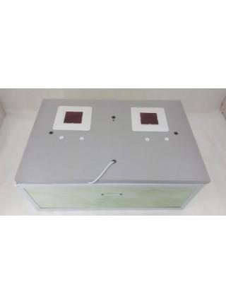 Инкубатор для яиц Курочка Ряба ИБ 100, механический, цифровой, в пластике