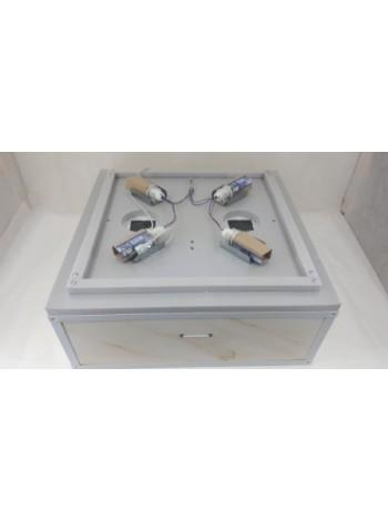 Инкубатор для яиц Курочка Ряба ИБ 130, механический, аналоговый, пластиковая