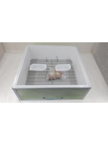 Инкубатор для яиц Курочка Ряба ИБ 80 (270, 54), автоматический, цифровой, ТЭН