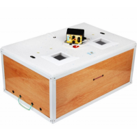 Инкубатор Курочка ряба ИБ-42 с автоматическим переворотом и цифровым терморегулятором, ТЭН