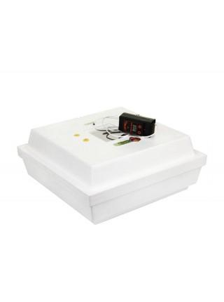 Рябушка-2 на 70 яиц ручной переворот и цифровой терморегулятор