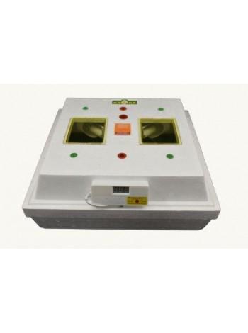 Инкубатор для яиц Квочка МИ 30 1, ручной переворот, цифровой терморегулятор