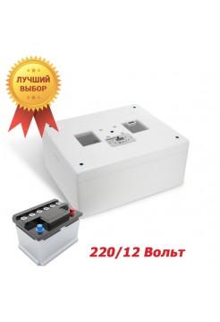 Инкубатор для яиц Несушка-М 76 экспорт, автоматический, цифровой
