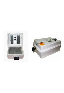 Инкубатор для яиц Несушка БИ1 на 63 яйца, автоматический, аналоговый, ТЭН