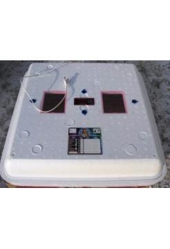 Инкубатор для яиц Рябушка 2 40 (70), автоматический, цифровой, таймер, ТЭН