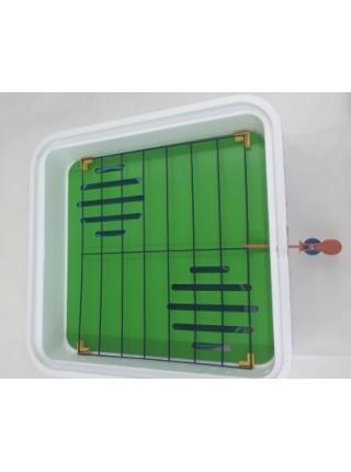 Инкубатор для яиц Рябушка 2 ИБМ 70, механический, аналоговый, тэн