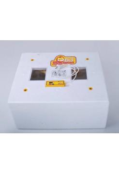 Инкубатор для яиц Теплуша 63/30/200, автомат, ТЭН, Влагомер, цифровой терморегулятор