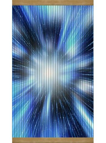 Настенный обогреватель картина Скорость света