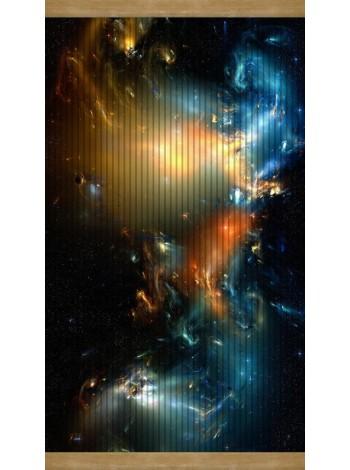 Обогреватель картина на стену Космос