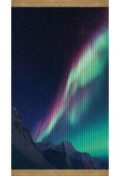 Инфракрасный обогреватель картина Северное сияние