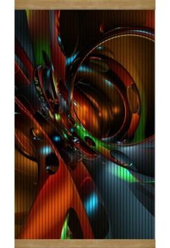 Обогреватель настенный электрический в виде картины Абстракция