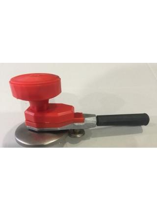 Машинка закаточная ключ автомат ВЭЗ , ролик, красный