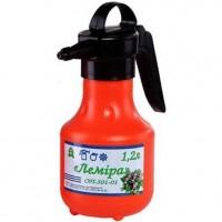 Ручной помповый опрыскиватель Лемира ОП-301-01, 1.2 литра (44973)