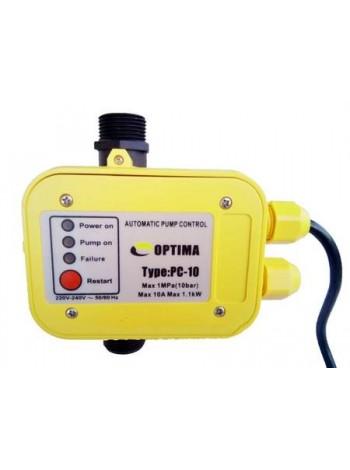 Контроллер давления Optima PC10