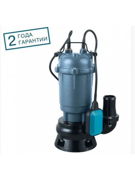 """Дренажно-фекальный насос WQD 10-8-0,55F """"Насосы+Оборудование"""""""