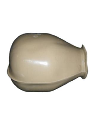 Мембрана резиновая для баков 50 лит (белая, черная)