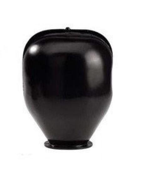 Мембрана резиновая для баков 24 л 8 см (черная)
