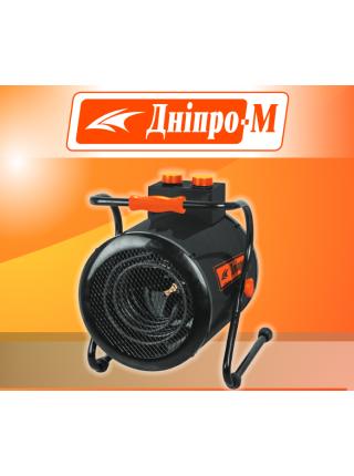 Тепловая пушка электрическая Дніпро-М ТПЭ-3000/1