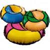 Надувные санки (ватрушка, тюбинг)