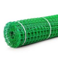 Сетка 50*50 пластмассовая 1.0х20 м (зеленая) квадрат