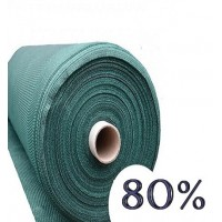 Затеняющая сетка 80% 2*50 м