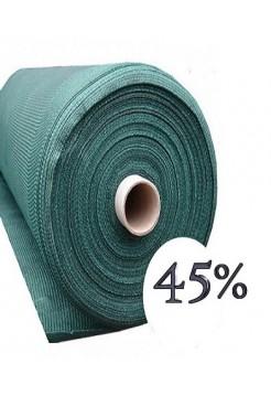 Затеняющая сетка 45% 8*50 м