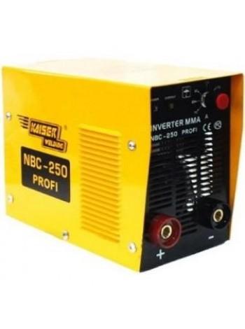 Сварочный инвертор Kaiser Welding NBC-250 Profi (37148)