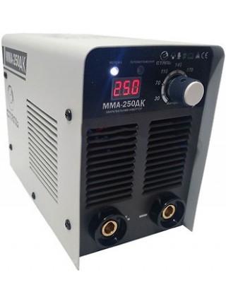 Сварочный инвертор Сталь ММА-250 ДК (84321)
