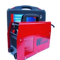 Сварка инверторная WELD ММА-330 IGBT (кейс)