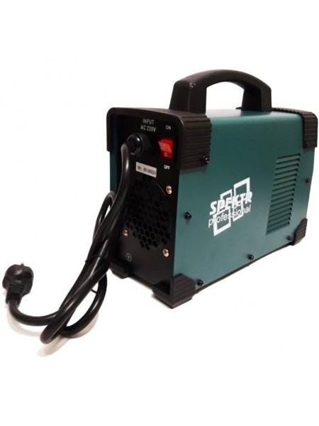 Сварка инверторная Spektr 380  в кейсе с электронным табло