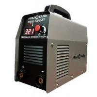 Сварка инверторная Уралсталь ИСА ММА-320 IGBT в кейсе с электронным табло