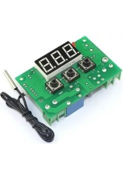 Терморегулятор W1301 бескорпусной 12В (-50...+110)
