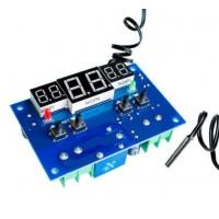 Терморегулятор цифровой W1401 бескорпусной 12В (-9...+99)