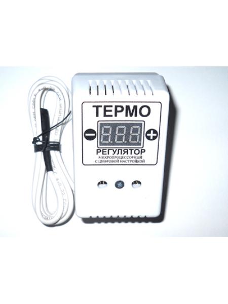 Терморегулятор двухпороговый двухрежимный ЦТР-3д