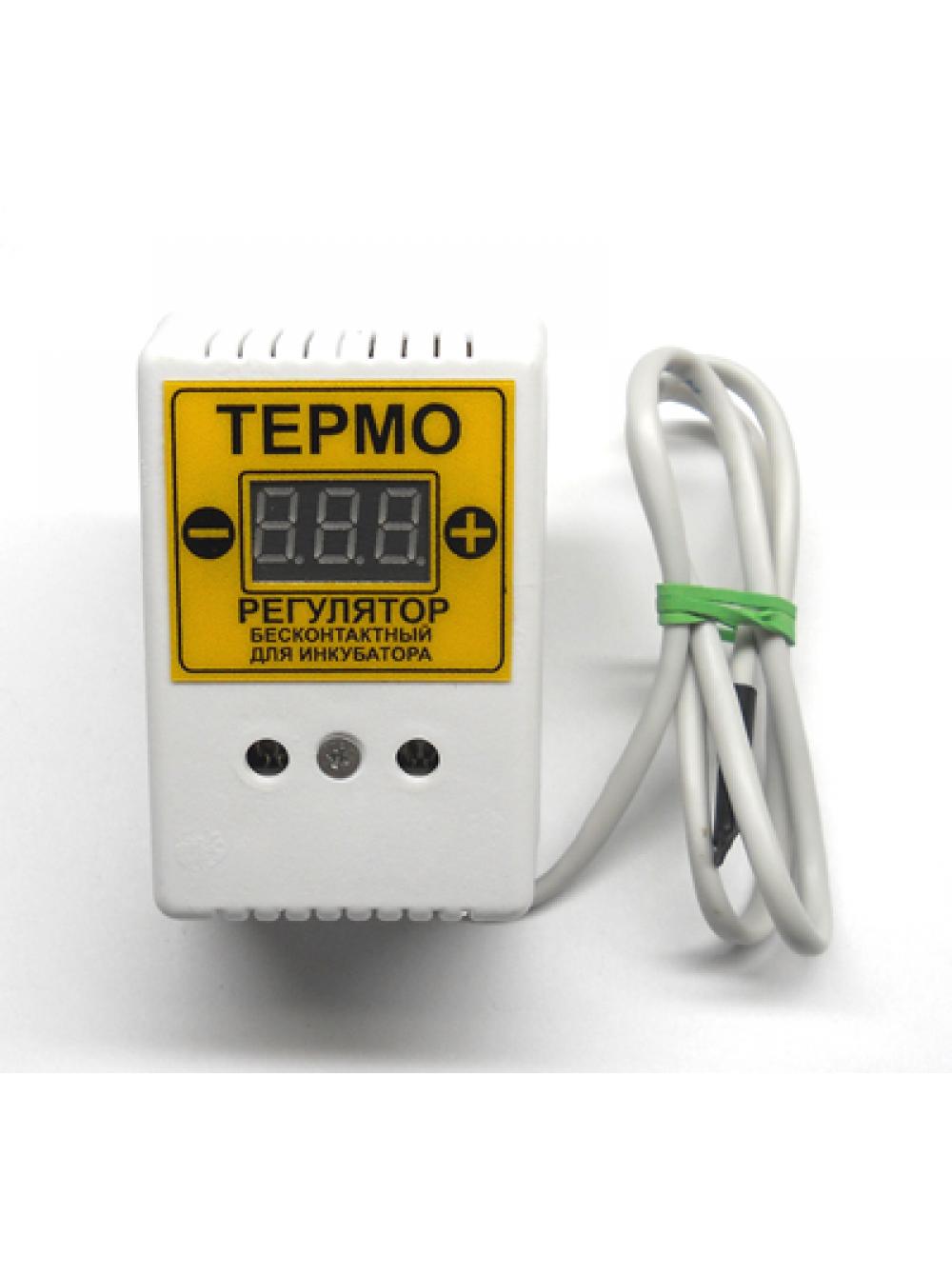 Терморегулятор цифровой для инкубатора