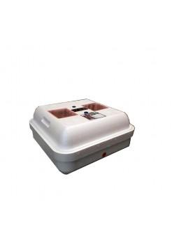 Инкубатор для яиц Рябушка Smart 70, ручной переворот, керамический нагреватель, вентилятор
