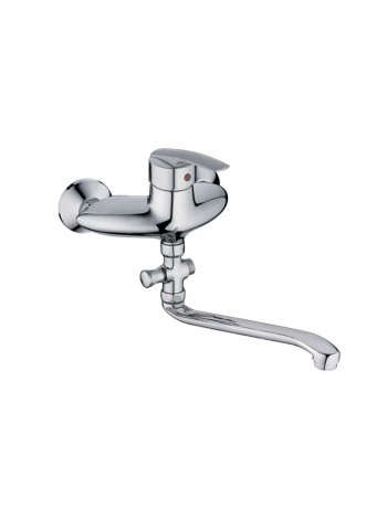 Смеситель для ванны Haiba AGAT-006(EURO)