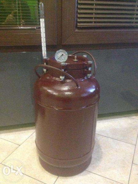 Автоклав для домашнего консервирования