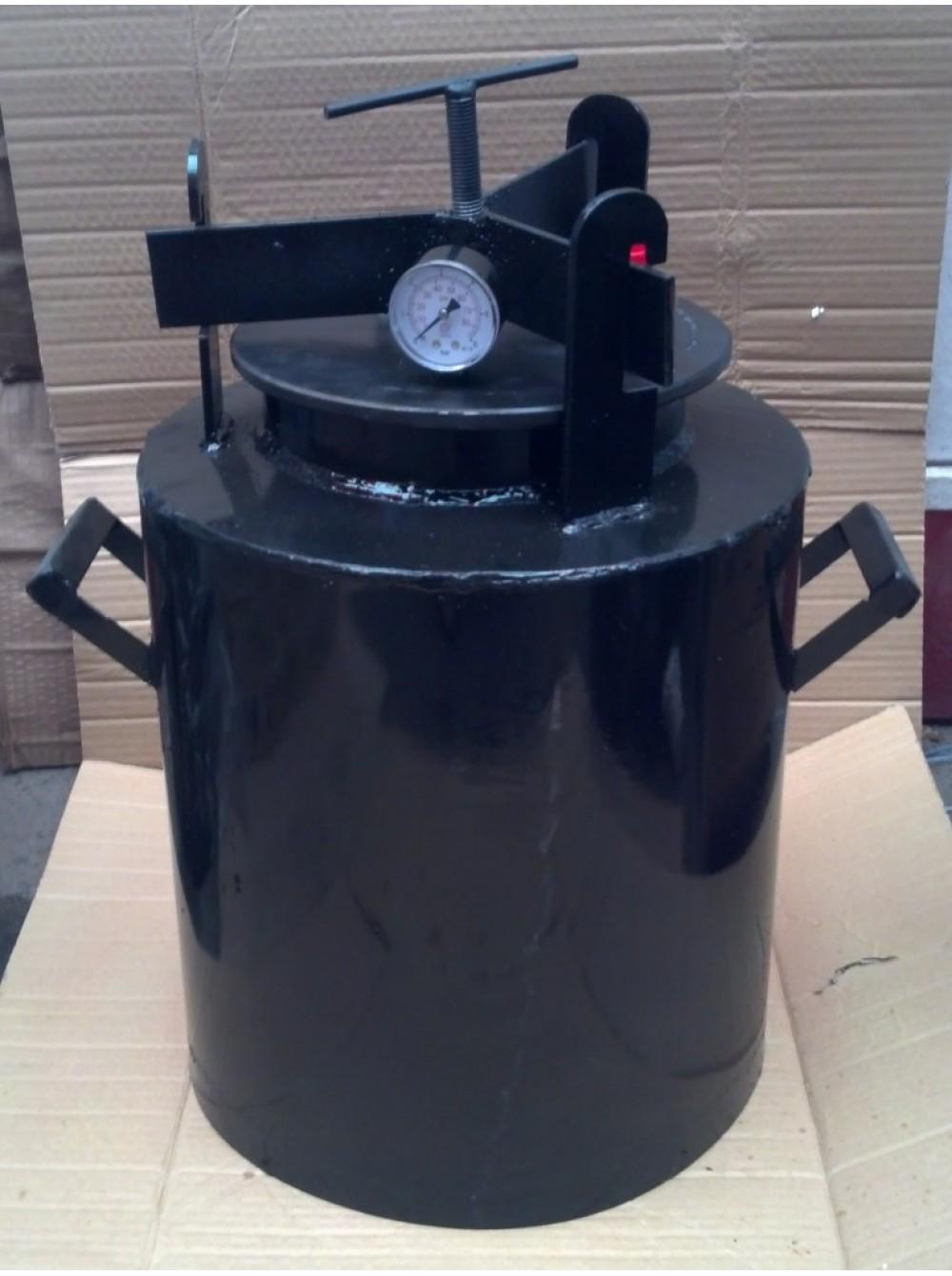 Газовый домашний автоклав купить купить самогонный аппарат добрый жар люкс 21л