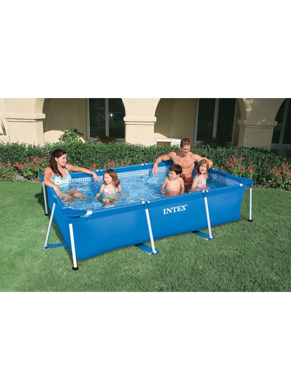 Каркасные бассейны | Купить каркасный бассейн для дачи в ...