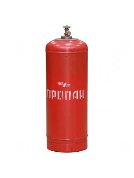 Балон газовий побутовий 50 л. бутан (NOVOGAS, Білорусь)